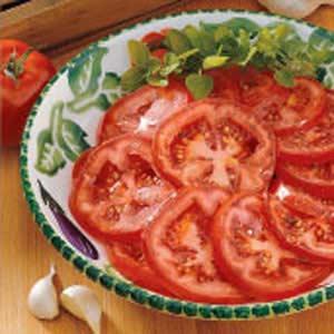 Marinated Tomatoes Recipe