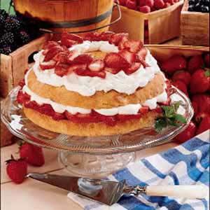 Super Strawberry Shortcake Recipe
