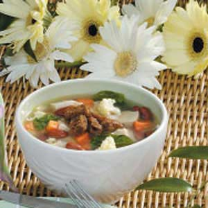 Soup for Two Recipe