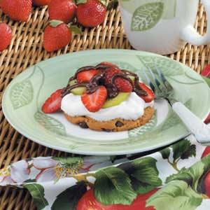 Fruity Cookie Tarts Recipe