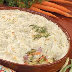 Shepherd's Bean Pie Recipe
