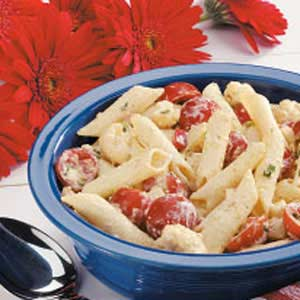 Patriotic Pasta Recipe