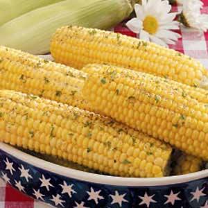 Zippy Corn on the Cob Recipe