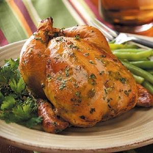 Grilled Cornish Hens Recipe
