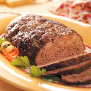 Home-Style Meat Loaf Recipe