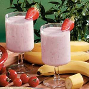 Sweet Fruit Smoothies Recipe