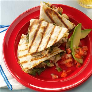 Chicken-Chile Relleno Tacos