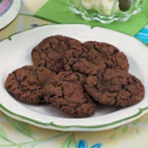Brownie Crinkles Recipe