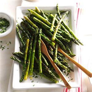 Tarragon Asparagus Recipe