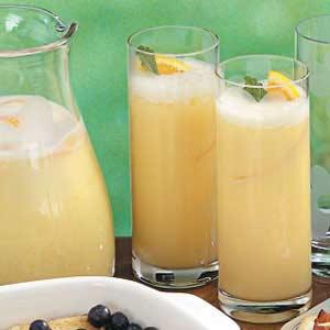 Orange Dream Drink Recipe