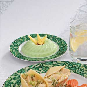 Pineapple Lime Molds Recipe
