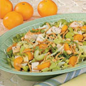 Peanut Chicken Salad Recipe