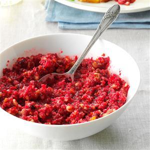 Grandma's Cranberry Stuff Recipe