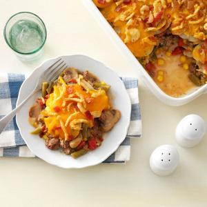 Baked Shepherd's Casserole Recipe