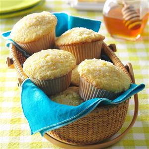 Ginger & Lemon Muffins Recipe