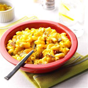 Jalapeno-Bacon Mac & Cheese Recipe