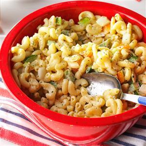 Summer Macaroni Salad Recipe