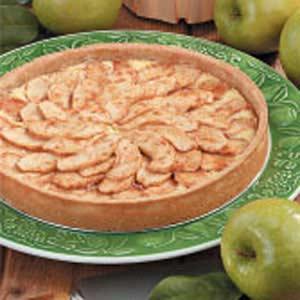 recipe: bavarian apple torte taste of home [3]