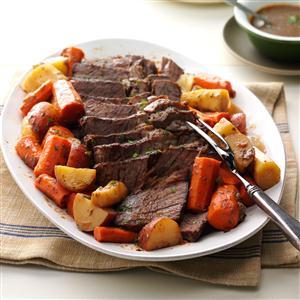 Ultimate Pot Roast Recipe
