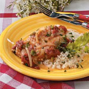 Pork Chops Creole Recipe