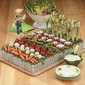 Vegetable Garden Recipe