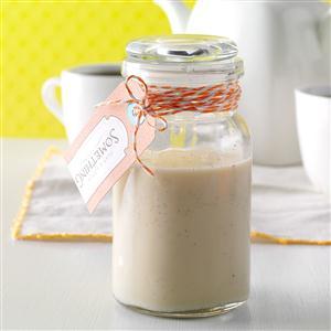 Vanilla Coffee Creamer Recipe