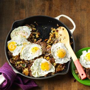 Pot Roast Hash Recipe