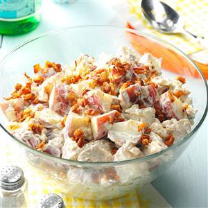 You're-Bacon-Me-Crazy Potato Salad Recipe