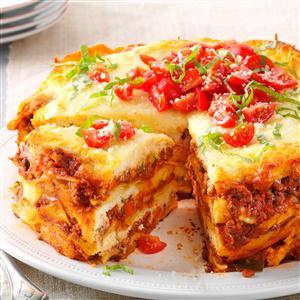 Hearty Slow Cooker Lasagna Recipe