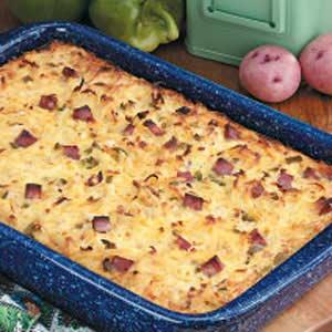 Contest-Winning Hash Brown Casserole Recipe