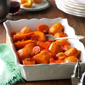 Sweet Potato & Carrot Casserole Recipe