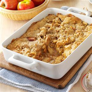 Walnut Apple Dessert Recipe