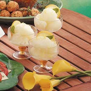 Lemon Ice Recipe