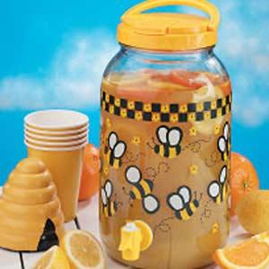 Honey-Citrus Iced Tea Recipe