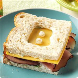 B  Is For Book Sandwich Recipe