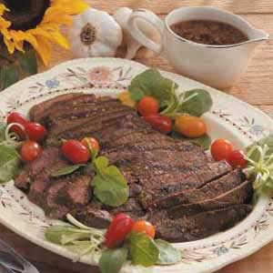 Coffee Marinated Steak Recipe
