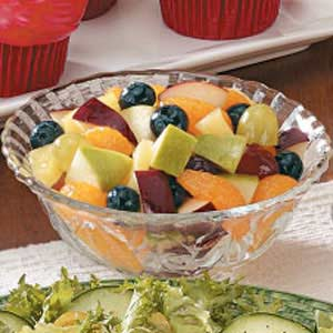 Fruity Apple Salad Recipe