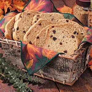 Raisin Bran Bread Recipe