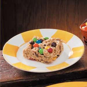 Cheerio Treats Recipe