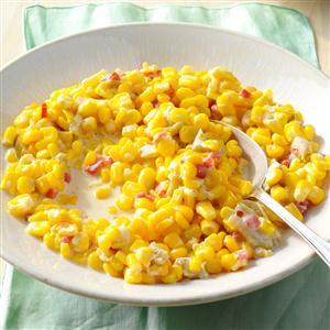 Green Chili Creamed Corn Recipe