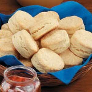 Golden Biscuits Recipe