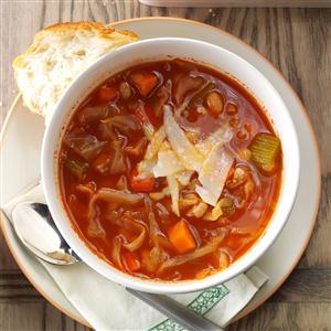 Italian Cabbage Soup Recipe