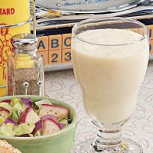 Pineapple Banana Shakes Recipe