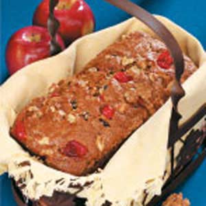 Apple Fruit Bread Recipe