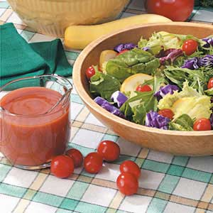 Hold-The-Oil French Dressing Recipe