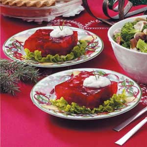 Ruby-Red Beet Salad Recipe