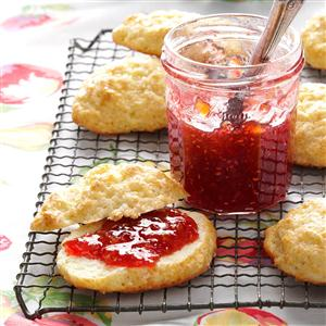 Raspberry Peach Jam Recipe