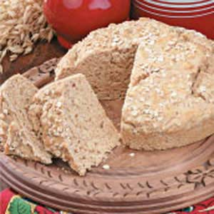 Hearty Oat Loaf Recipe
