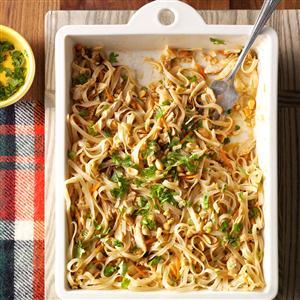 Thai Chicken Casserole Recipe