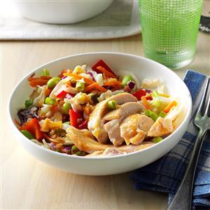 Thai Chicken & Slaw Recipe
